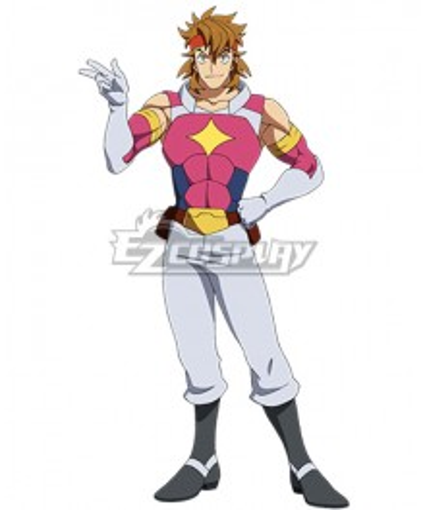 Gundam Build Divers Re:Rise Kazami Torimachi Driver Cosplay Costume