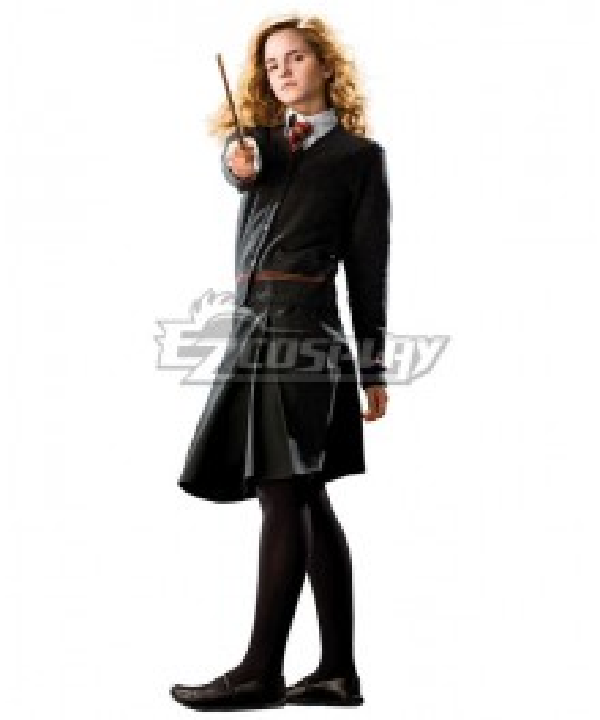 Harry Potter Hermione Jane Granger Cosplay Costume - C Edition