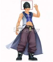 Kingdom Hearts II Seifer Cosplay Costume - Only Hat