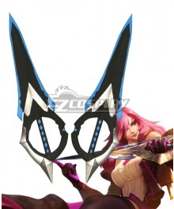 League of Legends LOL Battle Academia Katarina Dagger Cosplay Weapon Prop