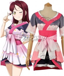 Love Live! Sunshine!! MY Mai☆TONIGHT MY Dance☆TONIGHT Riko Sakurauchi Cosplay Costume