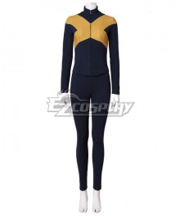 Marvel 2019 X-Men: Dark Phoenix Jean Grey Summers Phoenix Female Cosplay Costume