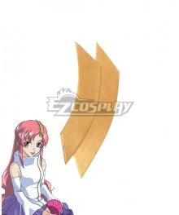 Mobile Suit Gundam SEED Lacus Clyne Headwear Cosplay Accessory Prop
