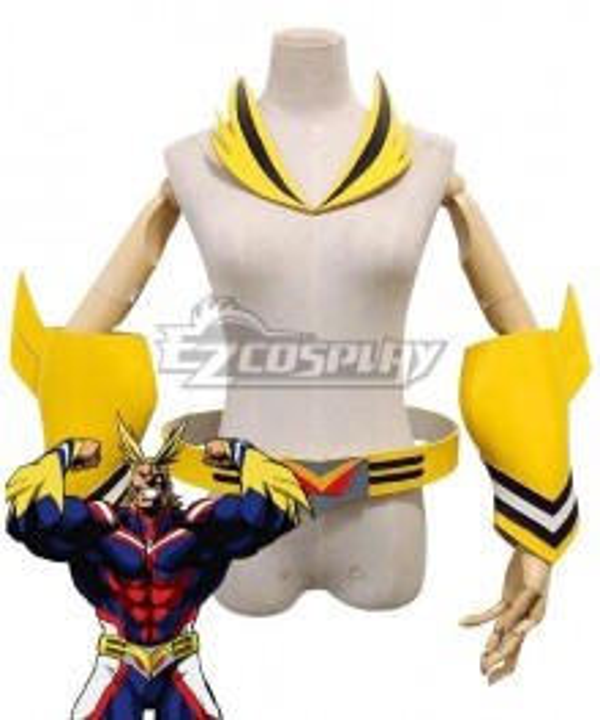 My Hero Academia Boku No Hero Akademia All Might Accessories Cosplay Weapon