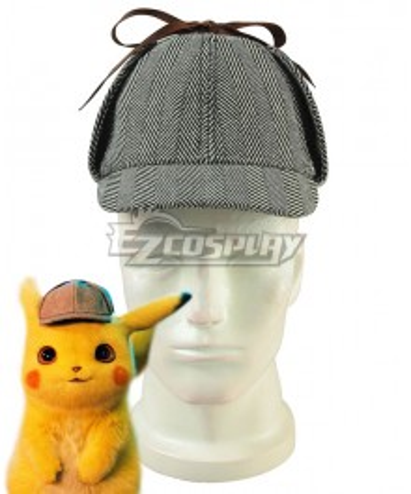 Pokemon: Detective Pikachu Pikachu Hat Cosplay Accessory Prop