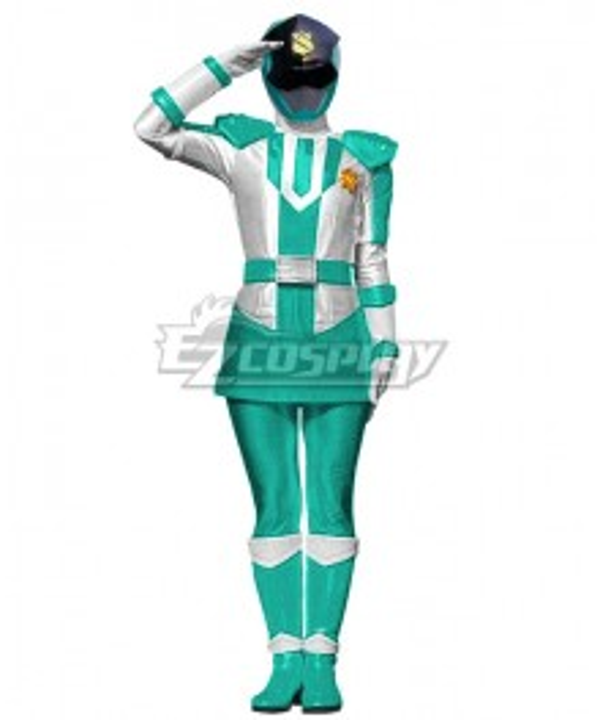 Power Rangers Kaitou Sentai Lupinranger VS Keisatsu Sentai Patranger Patren 2gou Female Cosplay Costume