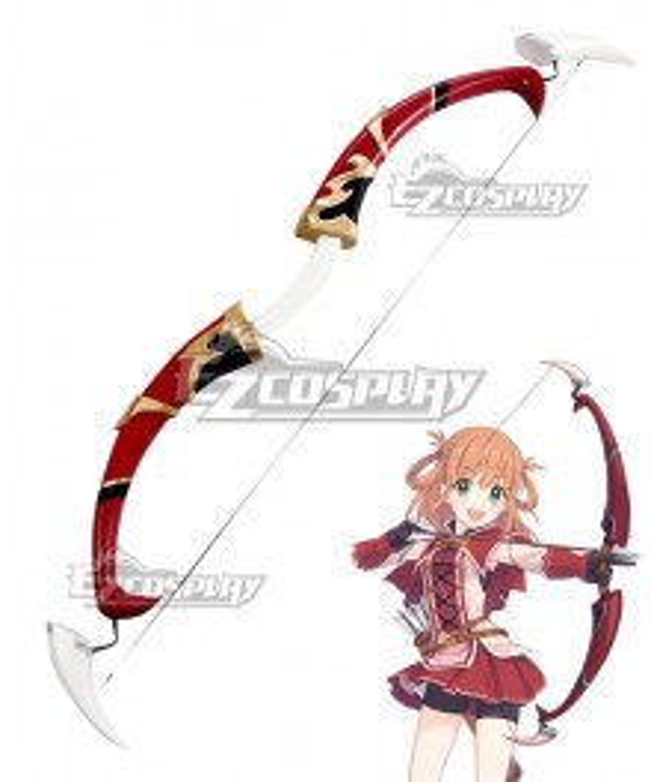 Princess Connect! Re:Dive Rino Inosaki Bow Arrow Cosplay Weapon Prop