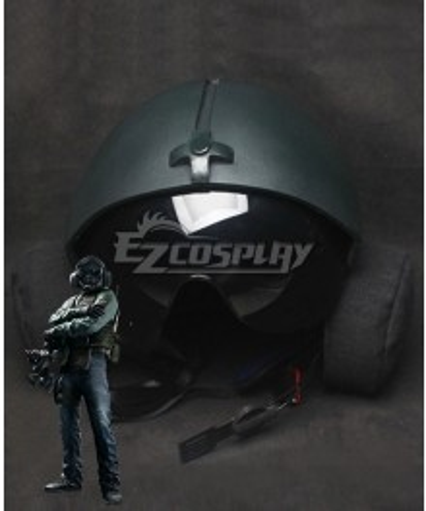 Rainbow Six Siege Jager Helmet Cosplay Accessory Prop
