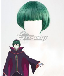 Re: Life In A Different World From Zero Betelgeuse Romaneeconti Green Cosplay Wig