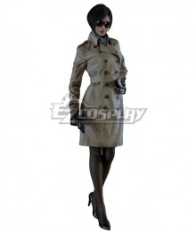 Resident Evil 2 Remake Ada Wong Cosplay Costume
