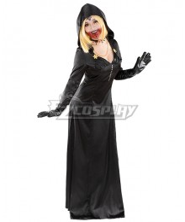 Resident Evil 8 Village Vampire Daughters Halloween Cosplay Costume