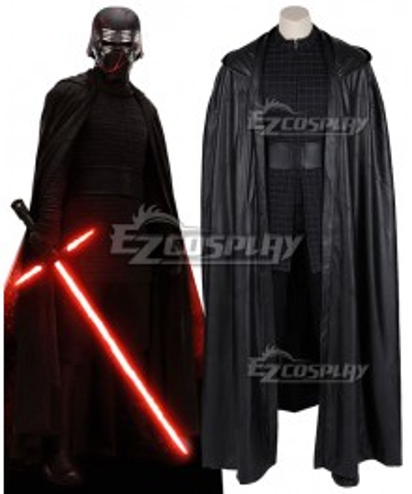 Star Wars The Rise Of Skywalker Kylo Ren Cosplay Costume