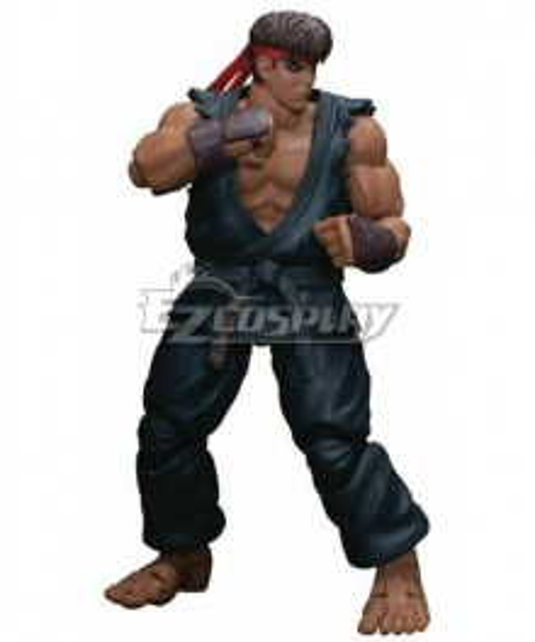 Street Fighter Evil Ryu Cosplay Costume