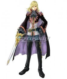 Tales of Graces Richard Cosplay Costume