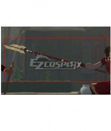 The Dragon Prince Queen Sarai Spear Cosplay Weapon Prop