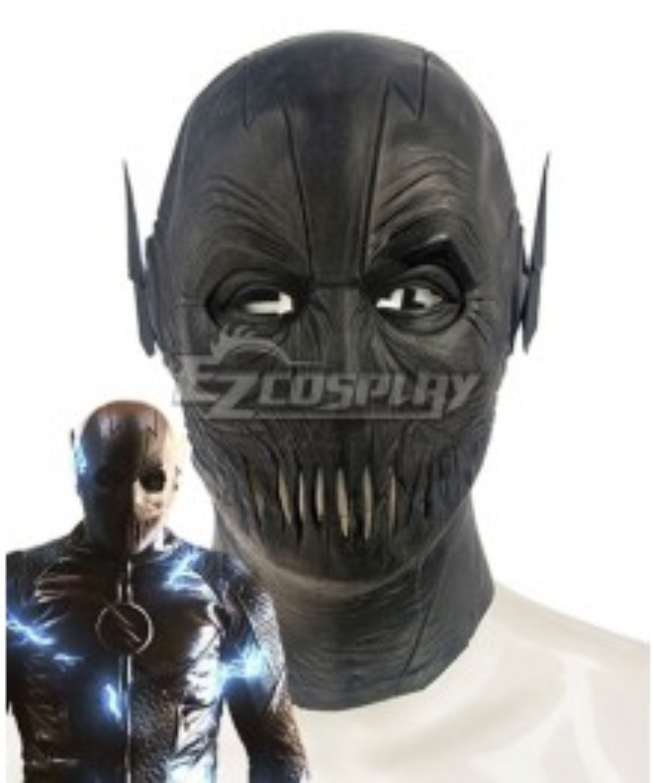 The Flash Zoom Hunter Zolomon Mask Cosplay Accessory Prop