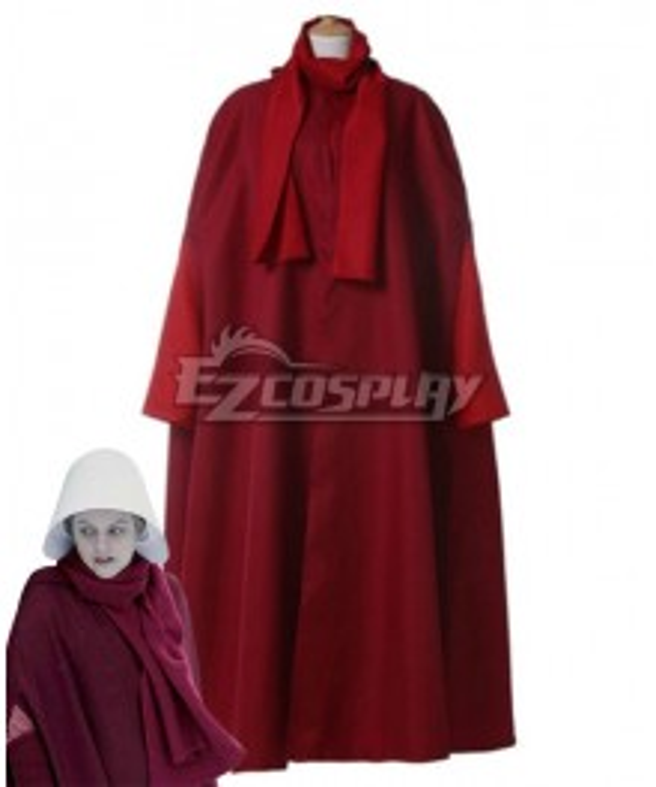 The Handmaid's Tale June Osborne Cosplay Costume