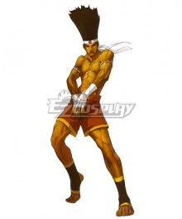 The King of Fighters 02 KOF Joe Higashi Cosplay Costume