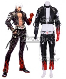 The King of Fighters: World K' K Dash Cosplay Costume