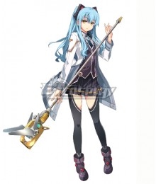 The Legend Of Heroes: Sen No Kiseki Eiyuu Densetsu Sen No Kiseki 3 Tio Plato Cosplay Costume