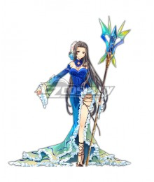 The Legend Of Heroes: Sen No Kiseki Vita Clotilde Cosplay Costume