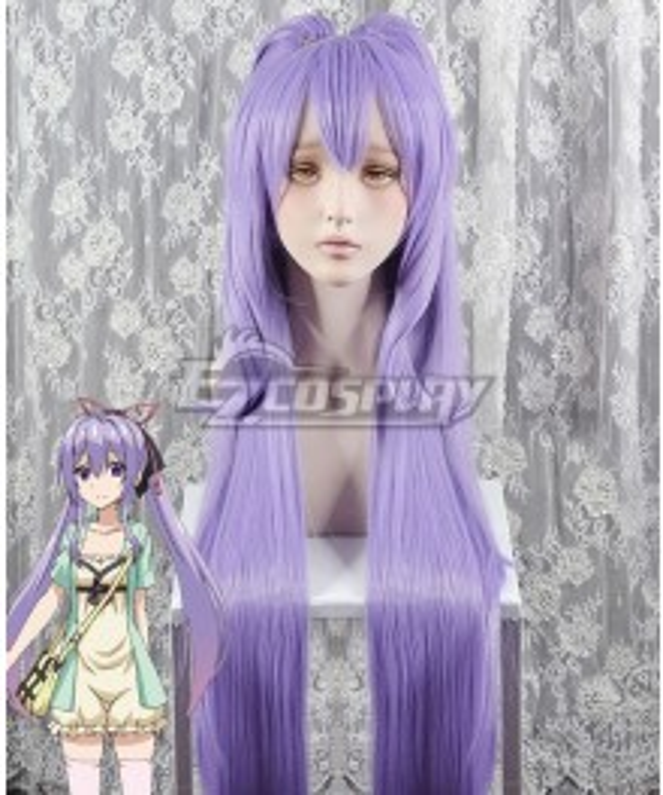 The One I Love Is My Little Sister But She's Not A Little Sister Ore Ga Suki Nano Wa Imouto Dakedo Imouto Ja Nai Suzuka Nagami Purple Cosplay Wig