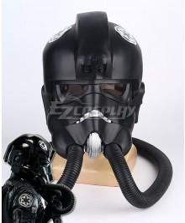 Star Wars tm Squadrons  Titan Squadron Tie Fighter Pilot Helmet Cosplay Accessory Prop