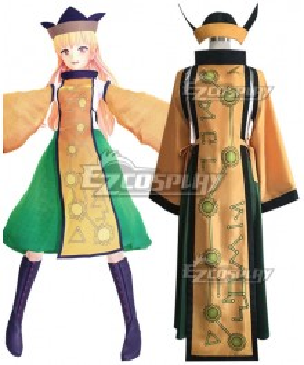 Touhou Project Okina Matara Cosplay Costume