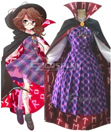 Touhou Project Usami Sumireko Cosplay Costume