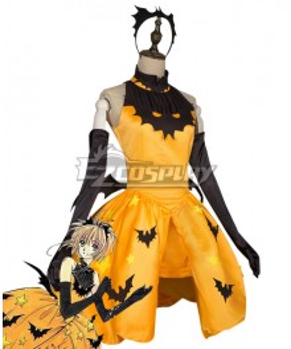 Tsubasa: Reservoir Chronicle Sakura Helloween Cosplay Costume