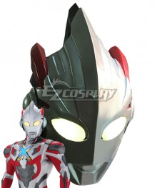 Ultraman X Mask Cosplay Accessory Prop