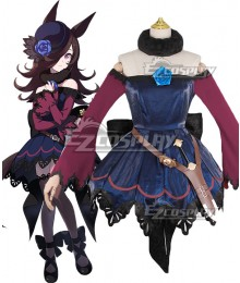 Uma Musume: Pretty Derby Rice Shower Cosplay Costume