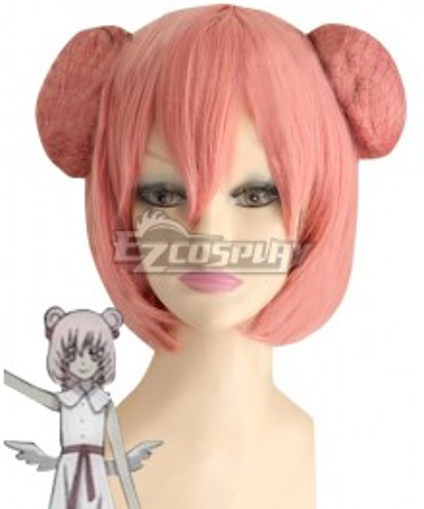XxxHolic Moro Pink Cosplay Wig