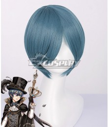 Yume 100 Sleeping Princes & The Kingdom Of Dreams Black Butler Earl Ciel Phantomhive Blue Cosplay Wig