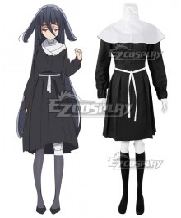 Zombieland Saga Yamada Tae Cosplay Costume