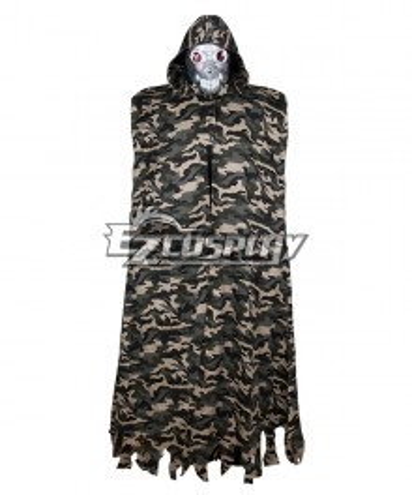 Sword Art Online II Death Gun Cospay Costume - Cloak Only