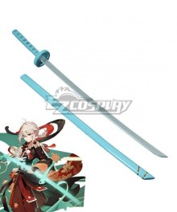 Genshin Impact Kazuha Cosplay Weapon Prop