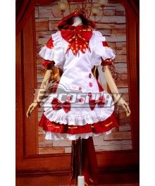 Vocaloid Project Diva 2nd Hatsune Miku Little Red Riding Hood Cosplay Costume Y229