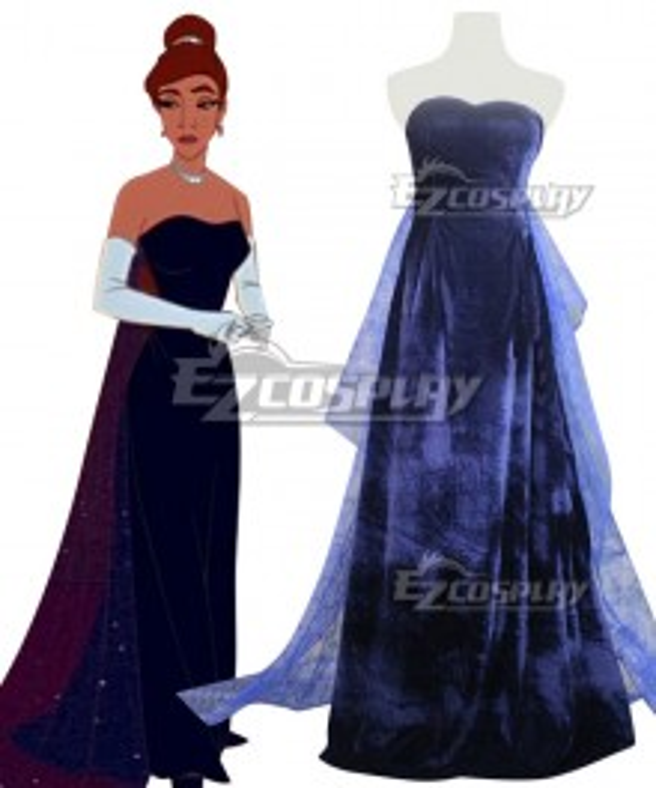 Anastasia Princess Anastasia New Edition Cosplay Costume