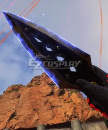 Apex Legends Wraith Knife Cosplay Weapon Prop