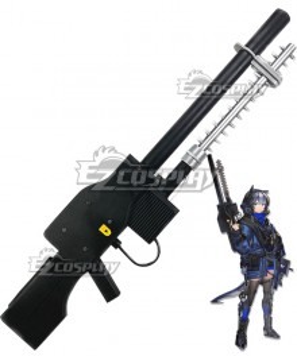 Arknights Glaucus Cosplay Weapon Prop