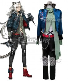 Arknights Indra Cosplay Costume