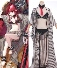 Arknights Vigna Cosplay Costume
