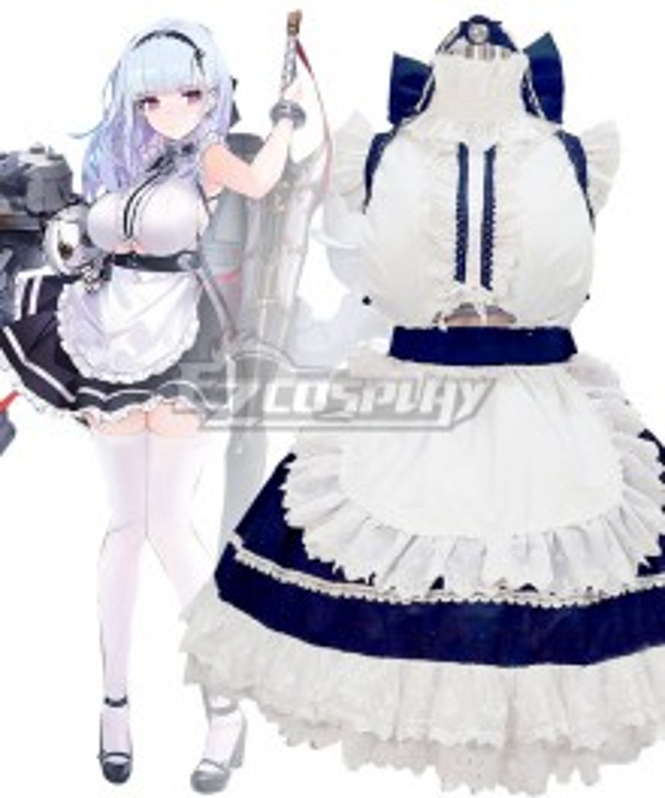Azur Lane Bisque Doll Cosplay Costume