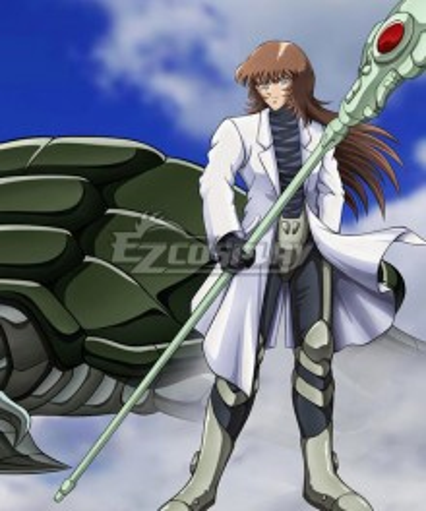B'T X Hokuto Cosplay Weapon Prop