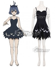 Black Clover Secre Swallowtail Nero Cosplay Costume