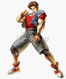 Bloody Roar Yugo Ogami Cosplay Costume