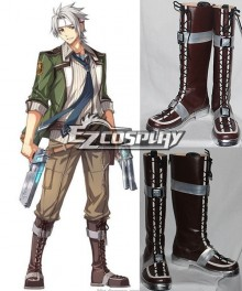 The Legend of Heroes: Olivier Lenheim Boots - A Edition