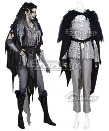 Critical Role Yasha Nydoorin Cosplay Costume