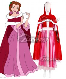 Disney Tangled Princess Mother Gothel Dress Cosplay Costume